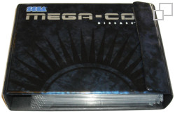 Creative Products Disc Case (Mega CD)