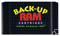 Fire Backup RAM Cartridge (Mega-CD)