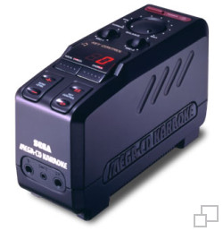 SEGA Karaoke Unit (Mega-CD)