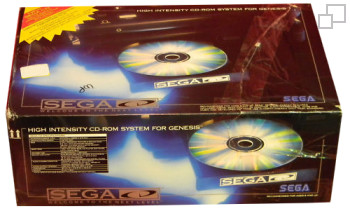 SEGA CD First Version Pack