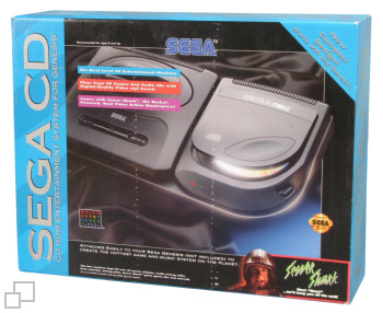 SEGA CD Second Version Pack